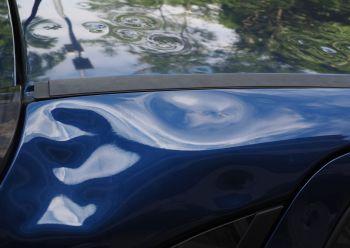 Как да предпазим колата си от градушка